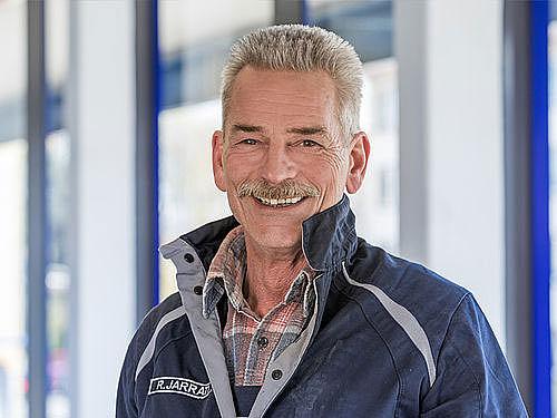 Rolf Jarratt